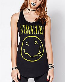 Smile Nirvana Tank Top