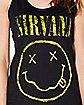 Smile Nirvana Tank Top