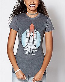 NASA Space Center T Shirt
