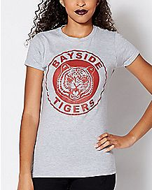 Bayside Tigers  Saved By The Bell T Shirt