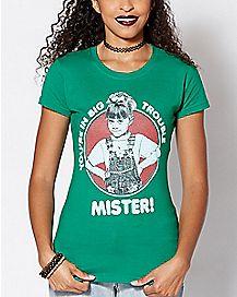 Big Trouble Full House T Shirt