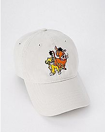 Simba and Pumbaa Dad Hat - The Lion King