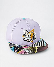 Lenticular Rocko's Modern Life Snapback Hat - Nickelodeon