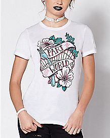 Tattoo Little Mermaid T Shirt - Disney