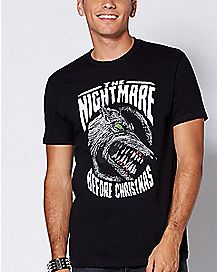 Wolfman T Shirt - The Nightmare Before Christmas