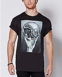 Esher Sphere T Shirt