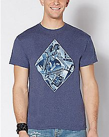 Esher Staircase T Shirt