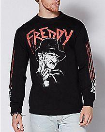 Freddy Krueger T Shirt - Nightmare On Elm Street