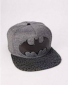 Batman Snapback Hat - DC Comics
