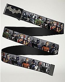 Arkham City Belt - DC Comics