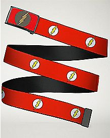 Logo The Flash Belt - DC Comics