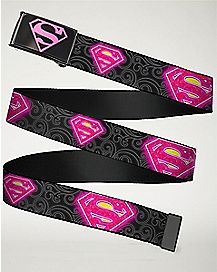 Supergirl Belt - DC Comics