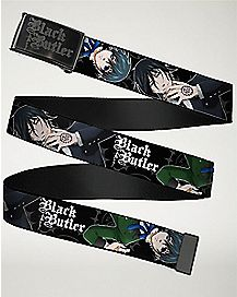 Black Butler Belt
