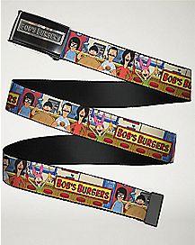 Belcher Family Belt - Bob's Burgers