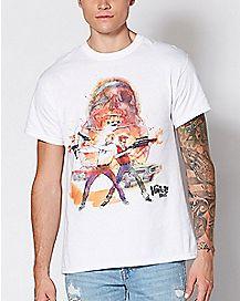 Sketch Venture Bros T Shirt