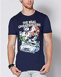 The Real Ghostbusters T Shirt