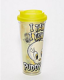 Tweety Travel Mug - Looney Tunes