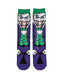 The Joker Crew Socks