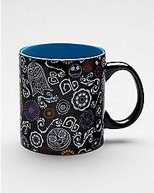Jack and Sally Coffee Mug 20 oz. - The Nightmare Before Christmas