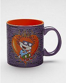 Chuckie Finster Coffee Mug 20 oz. - Rugrats