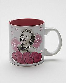 Marilyn Monroe Coffee Mug - 20 oz.
