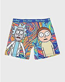 Rick and Morty Boxer Briefs