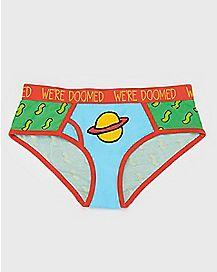 Chuckie Rugrats Panties - Nickelodeon