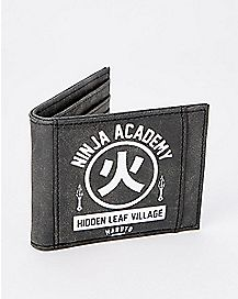 Ninja Wallet Naruto Wallet