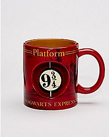 Spinner Platform Sign Coffee Mug 20 oz. - Harry Potter