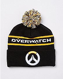Embroidered Overwatch Beanie Hat