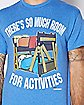 Bunk Bed T Shirt - Step Brothers