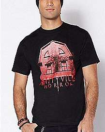 Amityville House T Shirt - The Amityville Horror