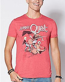 Jonny Quest T Shirt