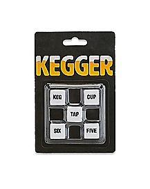 Kegger Dice Game
