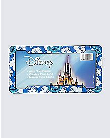 Stitch License Plate Cover - Disney