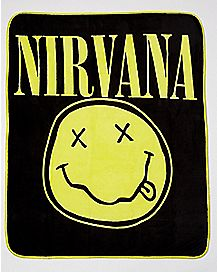 Nirvana Fleece Blanket