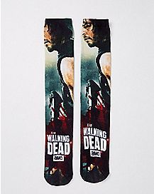 Daryl The Walking Dead Socks