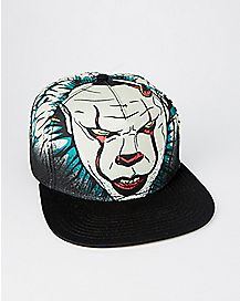 Pennywise Snapback Hat - IT