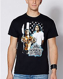 Flag Outkast T Shirt