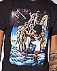 Wings Jimi Hendrix T Shirt