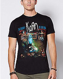 The Serenity of Suffering Korn T Shirt