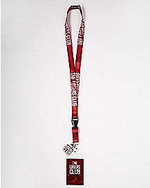 The Losers Club Lanyard - It