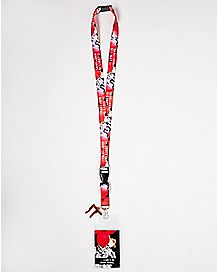 It Comes In Many Forms Lanyard - It
