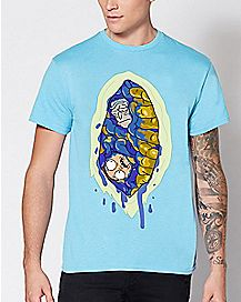 Morty's Mind Blowers Episode 8 T Shirt - Rick and Morty
