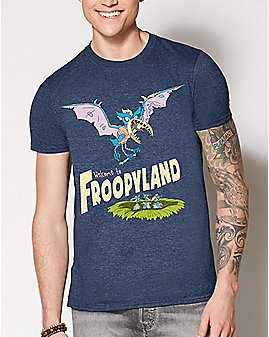 The ABCs of Beth Welcome to Froopyland Episode 9 T Shirt - Rick and Morty