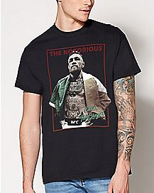 Notorious Conor McGregor T Shirt