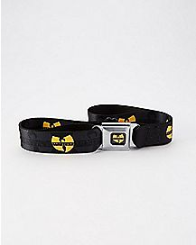 Wu-Tang Clan Seatbelt Belt