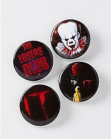 It Movie Buttons