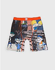 Stoop Hey Arnold Boxer Briefs - Nickelodeon