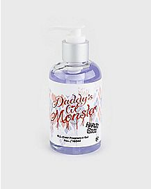 Daddy's Lil Monster Harley Quinn Body Gel 6 oz. - DC Comics